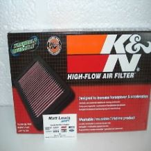 Ford Focus RS 2.0 MK1  K&N Panel Filter